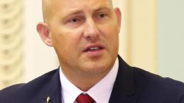 QLD finacial minister