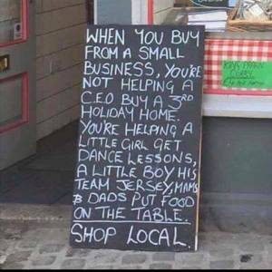 local buisness